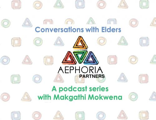Conversations With Elders: Episode 6 (Ft Lucille Greeff)